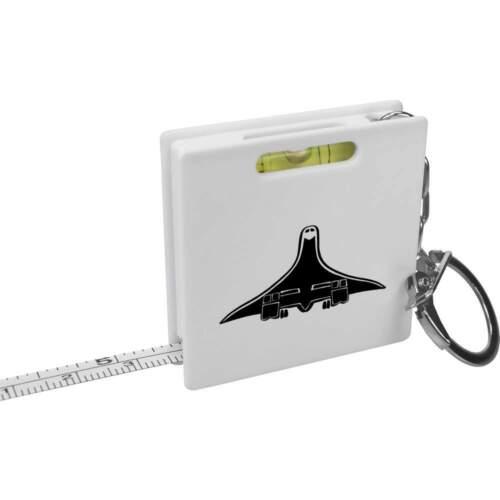 """/""""Concorde/"""" Porte-clés ruban à mesurer//niveau à bulle Outil KM00015983"""