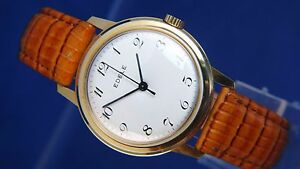 Vintage-Edele-Gents-Swiss-Mechanical-Watch-1960S-NOS-Brand-New-Old-Stock
