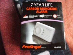 FIRE ANGEL CARBON MONOXIDE ALARM  CO-9XT-F  BNIB