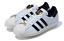 thumbnail 2 - Adidas x Bape Superstar 80s White and Black GZ8980 A Bathing Ape Size 5-11.5