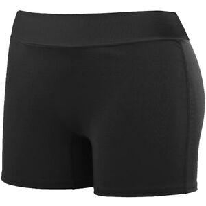 """4 Inseam/"""" AU1335 Women/'s Stride Shorts"""