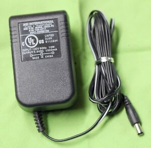 MEI INTERNATIONAL AC ADAPTER   (5.0V ~ 1000MA) 180-0711 - MADA-3025-PS