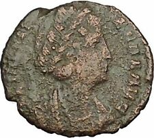 Helena ' Saint ' Constantine the Great Mother  Ancient Coin Peace Cult i52808