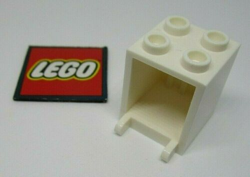 4345 4346 Choose Item 2 Pack LEGO Mailbox Container 2x2x2 or Door with Slot