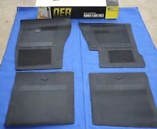 NEW 1962-78 Chevrolet Impala BelAir Caprice Accessory Bowtie Floor Mats OER