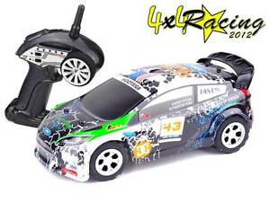 Mini-Rally-1-24-2-4GHz-25km-h-Waterproof-Li-Poly-WLtoys-A989-5-Level-Speed