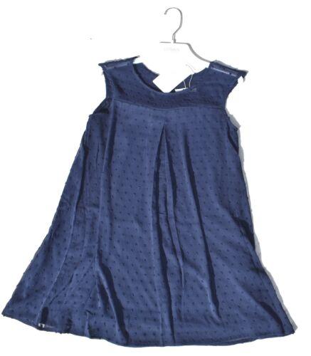 NEU Losan elegantes Kleid marine doppellaging Gr 128 140 152 164 176