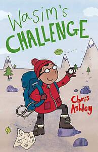 Ashley-Chris-Wasim-039-s-Challenge-Very-Good-Book