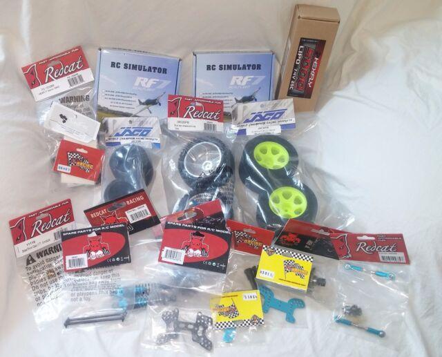 Remote Control RC 19 Parts Lot - $335 Retail