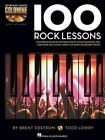 Keyboard Lesson Goldmine: 100 Rock Lessons (Book/2 Cds) by Associate Professor Jazz Studies Theory Composition Brent Edstrom, Todd Lowry (Paperback, 2014)