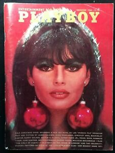PLAYBOY-Dec-1966-SAMMY-DAVIS-JR-Interview-Pearl-Buck-Centerfold-Intact
