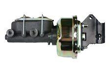 1957 72 F100 F250 Ford Truck 7 Zinc Power Brake Booster Master Cylinder Kit