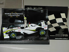 Brawn GP001 - World Champions 2009 - J. Button - F1 1/43 minichamps