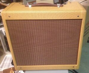 Image Is Loading New Lightning Tweed Princeton Amp Hand Wired Replica