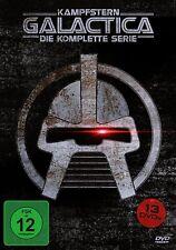 KAMPFSTERN GALACTICA komplette TV-Serie LORNE GREEN 13 DVD Box Neu