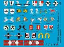 Peddinghaus 1/72 0902 tedeschi U-Boot STEMMA flottiglia STEMMA E BANDIERE no 2
