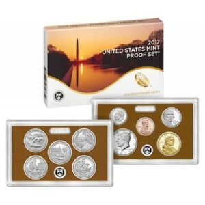 USA-US-Mint-Proof-coin-set-2017-S-Amerika-VS-quarter-dollar-10-coins-mintset