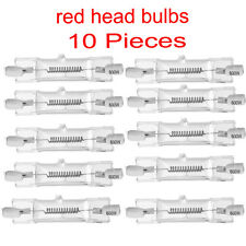 RH10B  Studio Continuous Red Head Light Video Lighting 800W BULB 10 PC