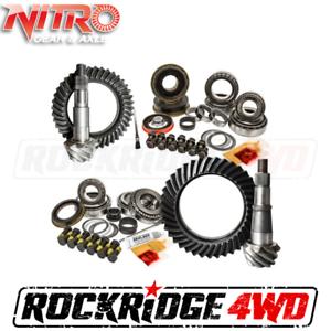Nitro Gear Package For 13 18 Dodge Ram 2500 3500 Cummins Diesel 4 56 Ratio Ebay