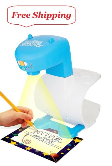 Smart Sketcher Learn To Draw Blue And White For Sale Online Ebay