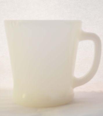 White Milk Gl Mug Coffee Cup