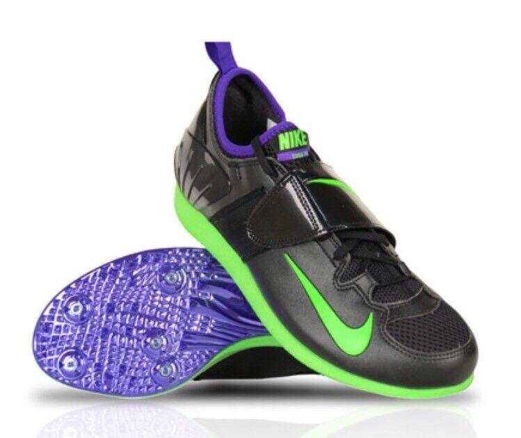 newest 8bfa0 d480f Nike Zoom PV II pértiga pista spikes 317404-035 Hombre Hombre Hombre 11,5