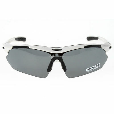 RockBros Polarized Cycling Glasses Eyewear Bike Goggles Fishing Sunglasses UV400