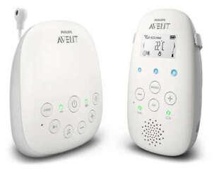 PHILIPS Avent SCD713/26 DECT Babyphone Nachtmodus Temperaturanze
