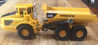 SIKU® Metal Diecast 1:87 Scale Volvo A40D Articulating Rock Truck