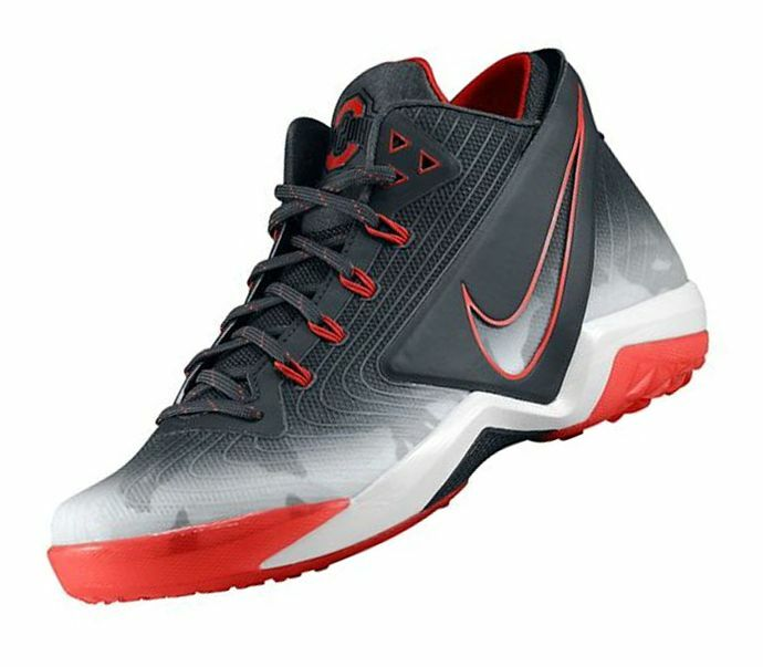 NIKE ZOOM FIELD = SIZE 9.5 = GENERAL OHIO STATE BUCKEYES MEN'S SHOES 654859-061