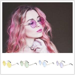Retro-Round-Sunglasses-Women-Candy-Color-Lens-Vintage-Sun-Glasses-Eyewear-Shades