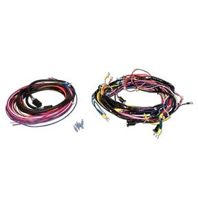 1953 1954 chevy truck wiring harness generator ebay. Black Bedroom Furniture Sets. Home Design Ideas