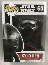 """STAR Wars la forza si sveglia kylo REN 3.75/"""" in Vinile Bobble Head Figure Pop Funko 60"""