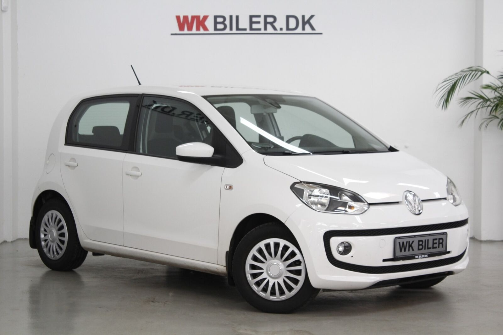 VW Up! 1,0 60 Style Up! BMT 5d - 59.800 kr.