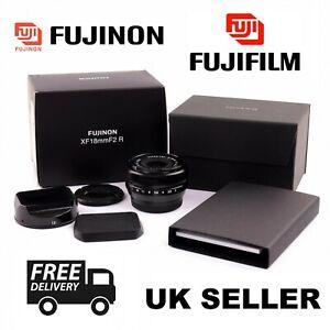 FUJI-Fujifilm-Fujinon-XF-18mm-NON-f-2-0-Lente-Gran-Angular-ED