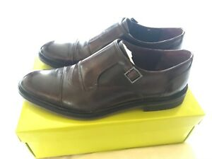 pelle taglia Uk marrone Out Rrp 150 10 £ in Baker Mens Sold Ted Phloys Scarpe Uz8wA1q0w