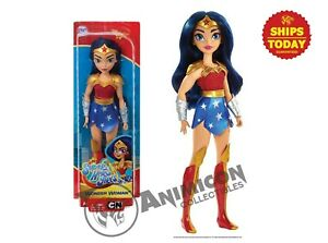 Dc Super Hero Girls Cartoon Network Wonder Woman Action Figure