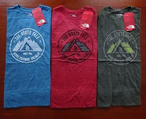 bd168be82 Details about North Face Men's Short Sleeve Specialist Tri-Blend Tee NWT  New Fall 2016 Line