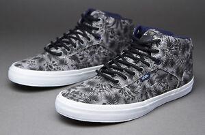 081cd0266b Vans Bedford Palm Camo Grey White Men s Skate Shoes Size 11