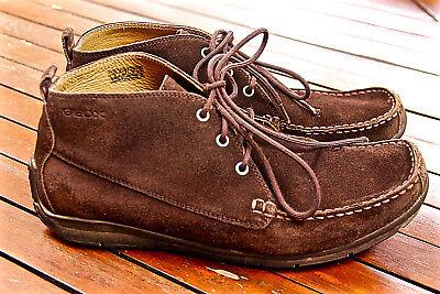 camoscio BX164 scarpe uomo J BREITLIN classiche marrone t. moro