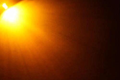 2x 5mm LED Flattop filaire 120cm diodo resistencia 5mm