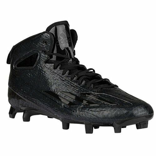 Adidas USSH16030724244 Adizero 5Star 4.0 Mid Mens FTball Cleats 8