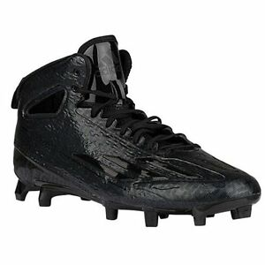 134ead718be9 Adidas USSH16030724244 Adizero 5Star 4.0 Mid Mens FTball Cleats 8