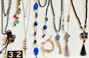 Willensstark Modeschmuck 4u Hochwertig! Damen-accessoires Kette Ohrring Armreif Brosche Halsband Konvolut Neu Ideales Geschenk FüR Alle Gelegenheiten Business & Industrie