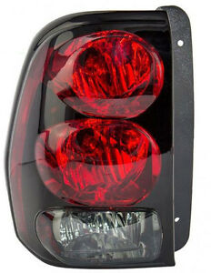Image Is Loading New Tail Light Embly 02 07 Chevrolet Trailblazer