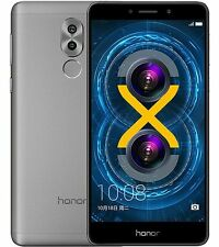 HONOR 6X |GREY|4G|VoLTE|32GB ROM|3GB RAM|DUALCAMERA 12MP+2MP|FINGERPRINT|DUALSIM