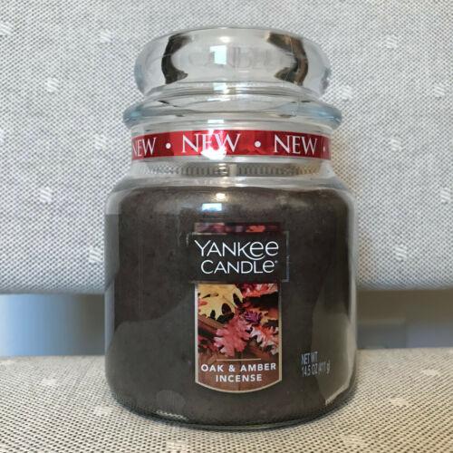 "YANKEE CANDLE /""YOU CHOOSE/"" 14.5oz Medium Jar Tumbler Good Scented NEW FREE SHIP?"