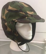 British Army Issue DPM Woodland MVP Gore-Tex Waterproof Cold Weather  Cap Size M