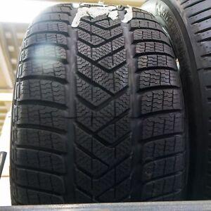 1x-Pirelli-Sottozero-3-MO-255-35-R18-94V-DOT-4413-DEMO-NEU-Winterreifen-Reifen