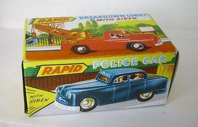 Für Polizei,ambulance,feuerwehr,abschleppwa Elegant Im Geruch Repro Box Flimlemez Foreign Ungarn